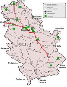 auto karta srbije sa selima Osnovni geografski i istorijski podaci   Opština Tutin auto karta srbije sa selima