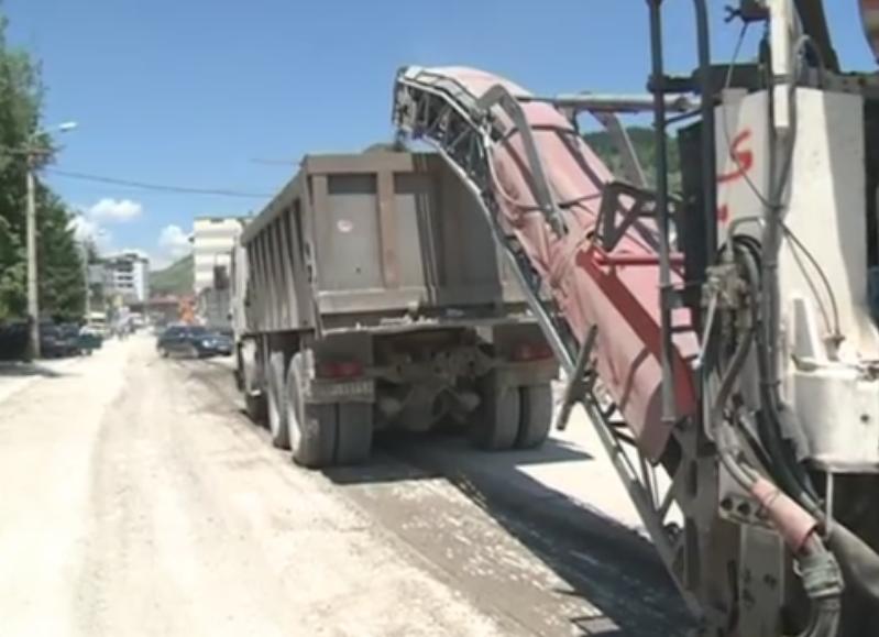 Započeta rekonstrukcija kolovoza u ulici III sandžačke brigade