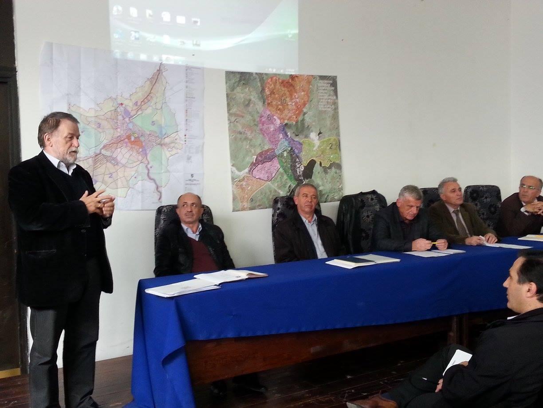 Odžana sjednica opštinskoj vijeća na temu-Razmatranje plana kapitalnih investicija