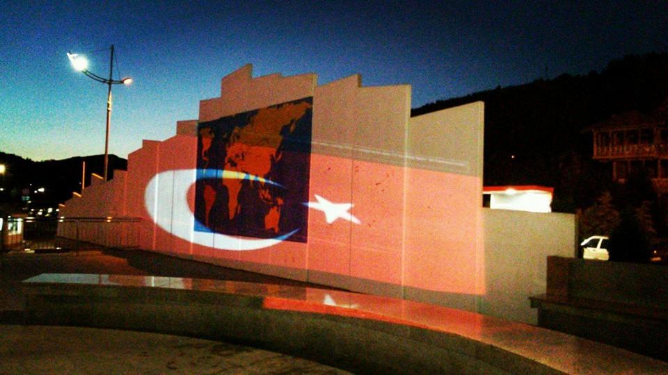 Pismo podrške Turskom narodu