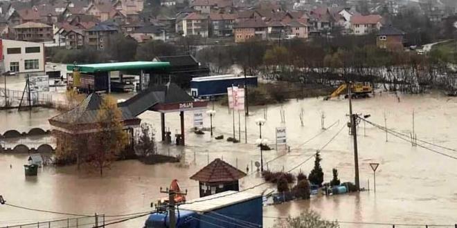Poplave u Tutinu