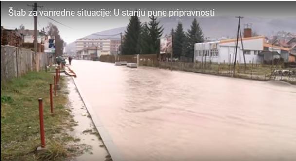 Ogromna materijalna šteta zbog poplava (VIDEO)