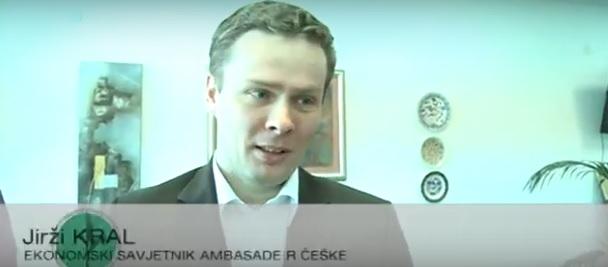 Savjetnik i šef ekonomskog odjeljenja Ambasade Republike Češke Jirži Kral posjetio je opštinu Tutin
