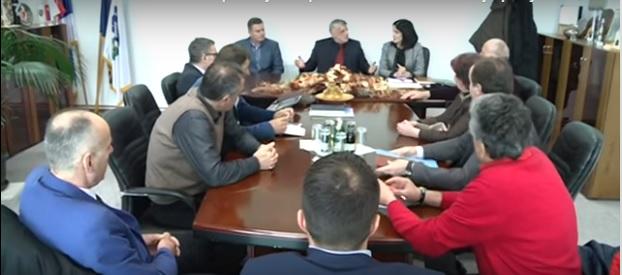 Predstavnici Ministarstva prosvjete i privredne komore Srbije posjetili su opštinu Tutin