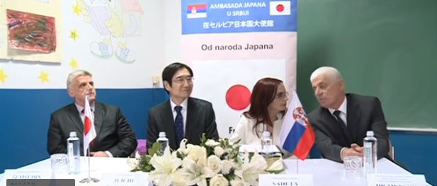 Ambasador Japana u Srbiji, Djuići Takahara, posjetio opštinu Tutin