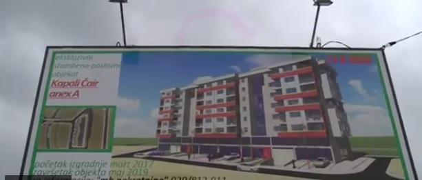 Položen kamen temeljac za izgradnju još jednog poslovno stambenog objekta u Tutinu