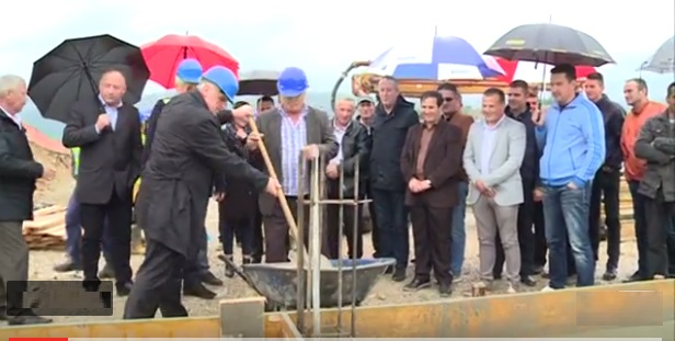 Položen kamen temeljac za izgradnju nove osnovne škole u Zapadnom Mojstiru