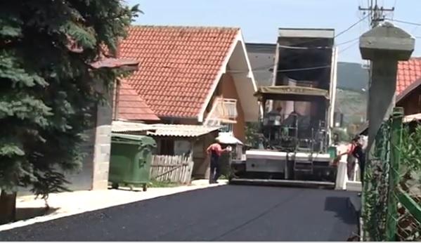 Asfaltirana još jedna ulica u naselju Velje Polje u dužini od 420 metara
