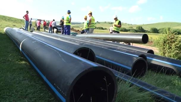 Započeli radovi na rekonstrukciji Pešterskog vodovoda