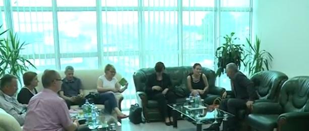 Opštinu Tutin posjetili su predstavnici UNDP programa UN-a za razvoj
