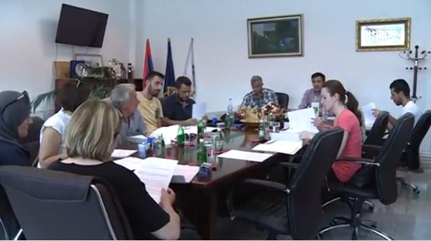 Potpisani ugovori izmedju opštine Tutin i predstavnika nevladinog sektora o finansiranju projekata