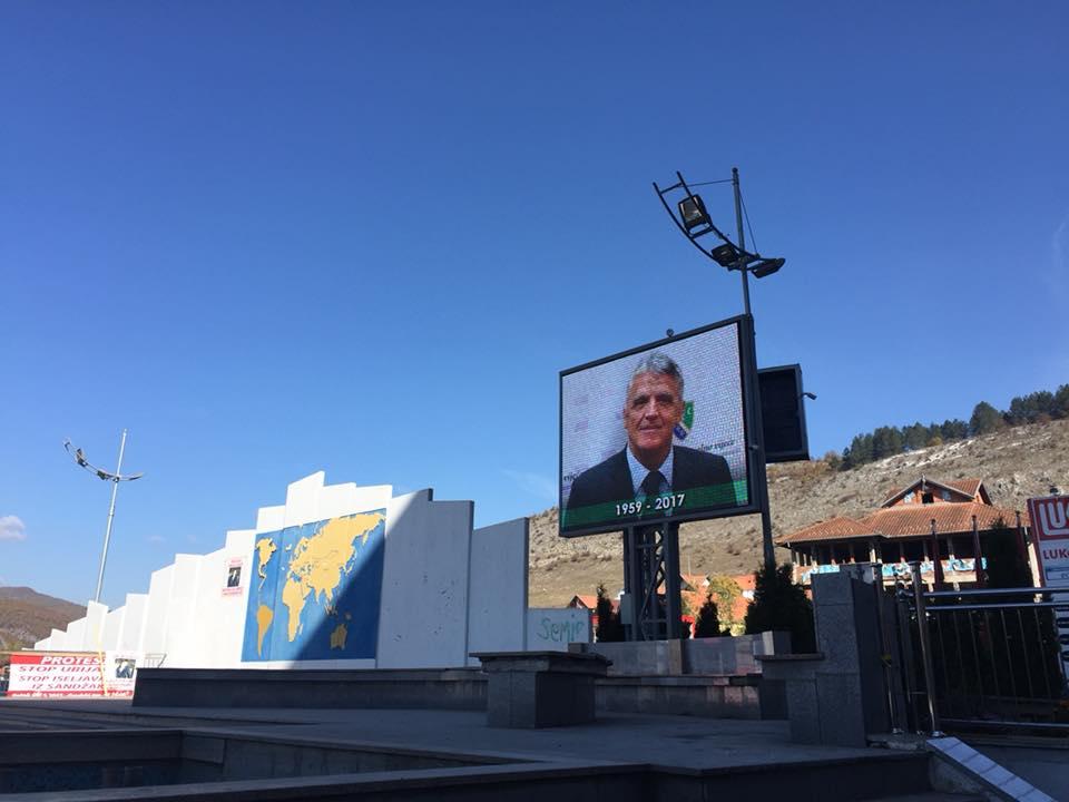 Opštinsko veće u Tutinu je na vanrednoj sednici donelo odluku o proglašenju tri dana žalosti