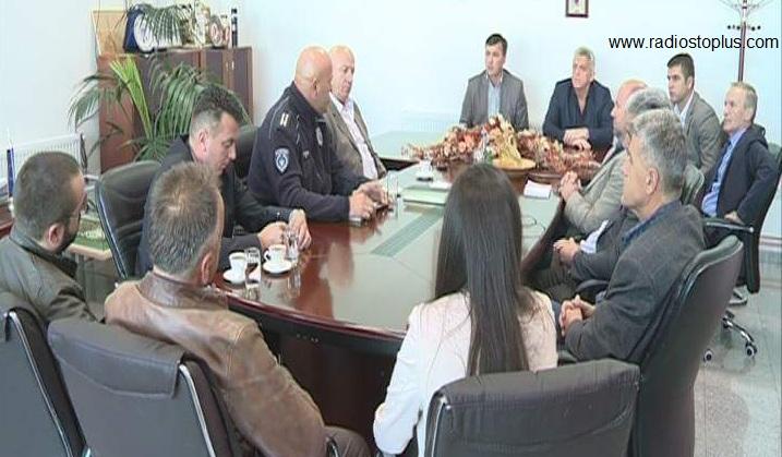 Danas je održana vanredna sjednica Saveta za bezbednost Opštine Tutin