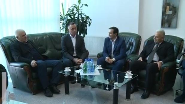 Predstavnici opštine Ilidža posjetili opštinu Tutin