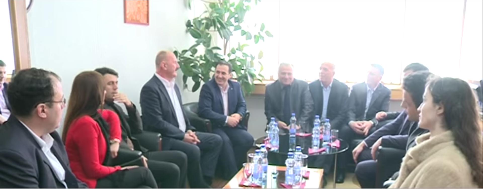 Predsjednik opštine, Kenan Hot sa svojim saradnicima obišao je Dom zdravlja u Tutinu