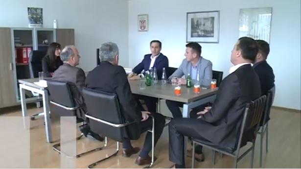 Predsjednik opštine Tutin sa saradnicima obišao Centar za socijalni rad