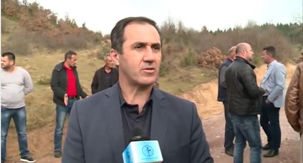 Predstavnici lokalne samouprave obišli pripreme za asfaltiranje puta prema selu Detane