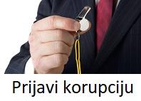 Prijavi korupciju